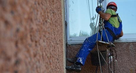 промышленный альпинизм в Одессе