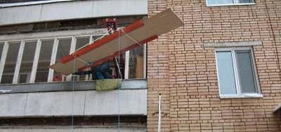 Подъем негабаритных грузов в Одессе