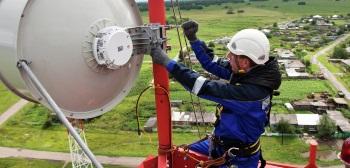 Монтаж базовых вышек мобильной связи в Одессе