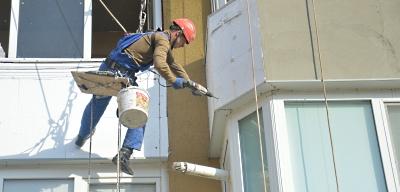 Утепление балконов и лоджий в Одессе